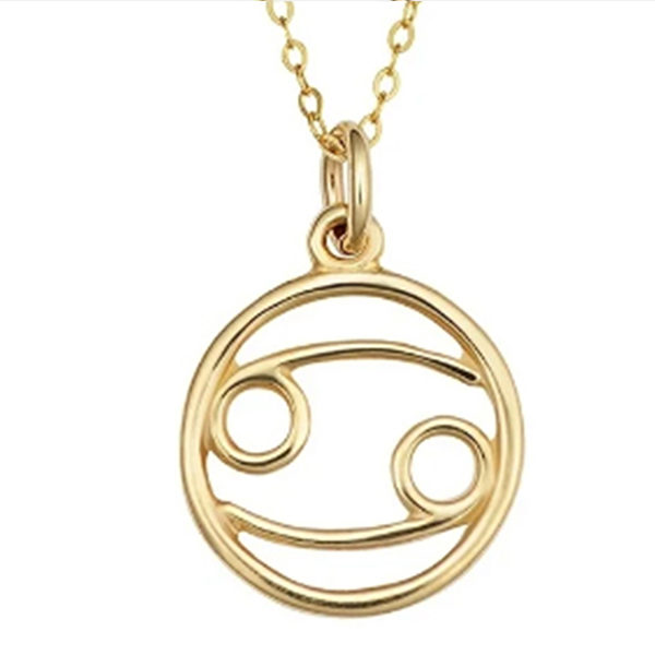 Cancer - 9ct Gold